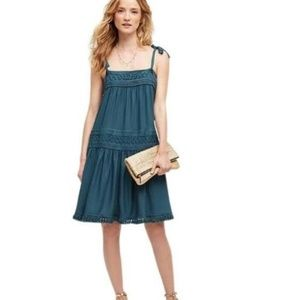 Anthropologie floreat dress size small